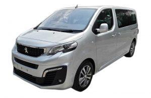Peugeot TRAVELLER 9 Seat