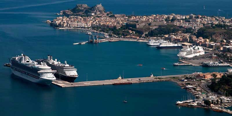 Car Hire Corfu In New Port By Eurorent Economy Corfu Airport Car Rental