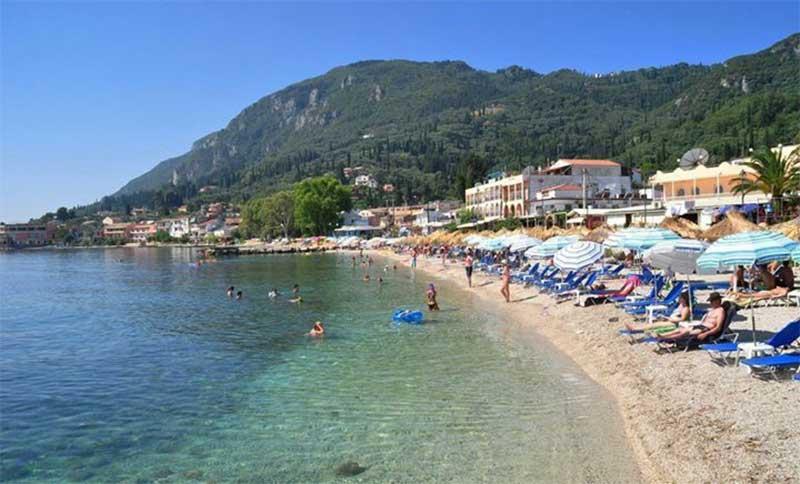 Car Rental in Benitses Corfu, cheap deals, Eurorent Economy Corfu car hire