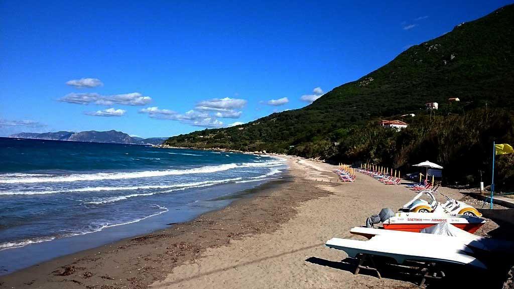 Car Rental In Paramonas Corfu, Cheap Deals, Eurorent Economy Corfu Car Hire