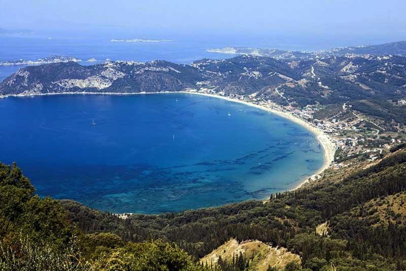 Cheap Car Hire in Agios Georgios (south argirades) Corfu - Eurorent Economy Car rental
